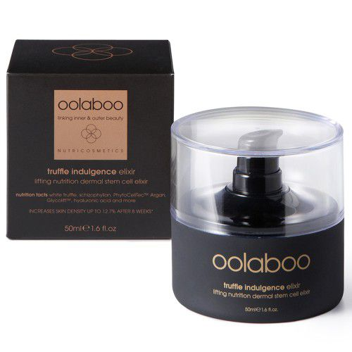 Oolaboo Truffle Indulgence Lifting Nutrition Dermal Stem Cell Elixir 50ml