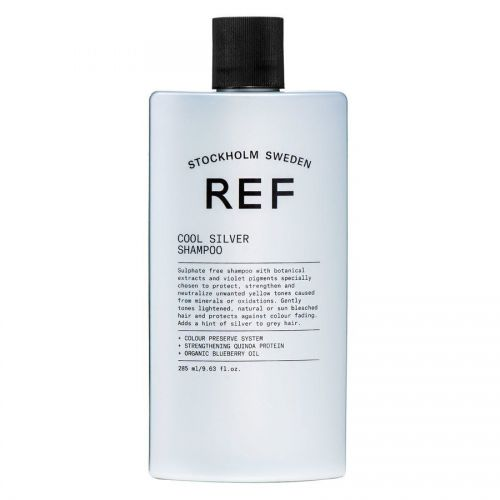 REF Cool Silver Shampoo 285ml