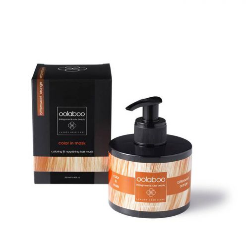 Oolaboo Color In Mask 250ml Bittersw Orange