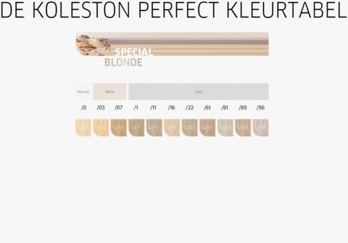 Wella Koleston Perfect ME+ - Vibrant Reds 60ml 8/34