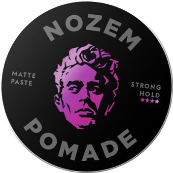 Nozem Matte Paste Strong Hold Pomade 100ml