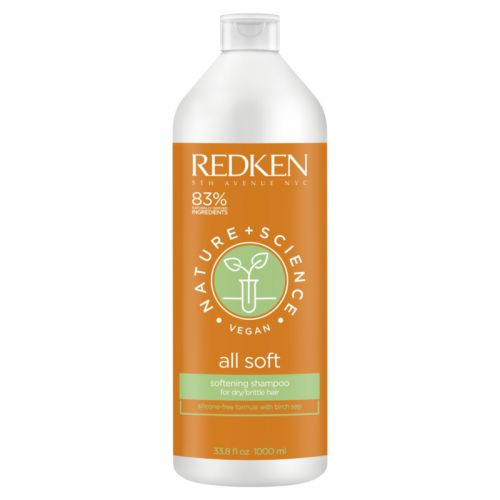 Redken Nature+Science All Soft Shampoo 1000ml