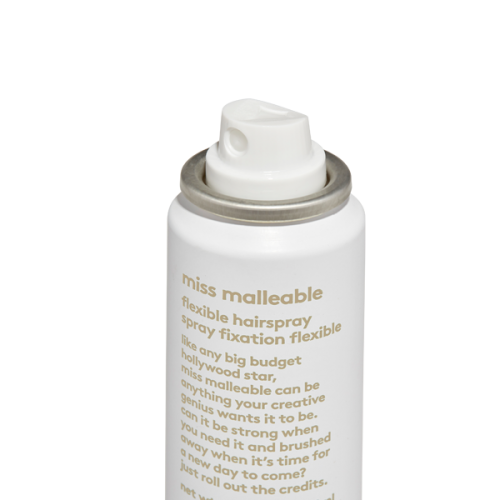 EVO Miss Malleable Flexible Hairspray 100ml