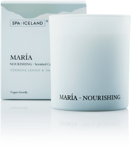 Spa of Iceland Scented candle 155gr Maria