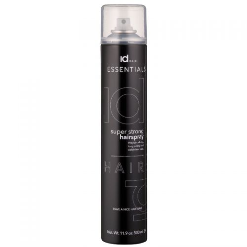 idHAIR Strong Hold Hair Spray 500ml