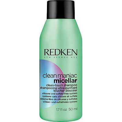 Redken Clean Maniac Shampoo 50ml