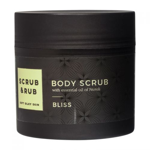 Scrub & Rub Bliss - Body Scrub 350gr