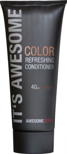 Sexy Hair AWESOMEColors Refreshing Conditioner 40ml Brown