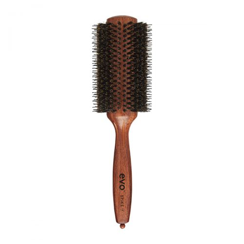 EVO Bruce Natural Bristle Brush 28mm