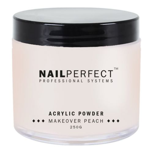 NailPerfect Powder Makeover Peach 250gr