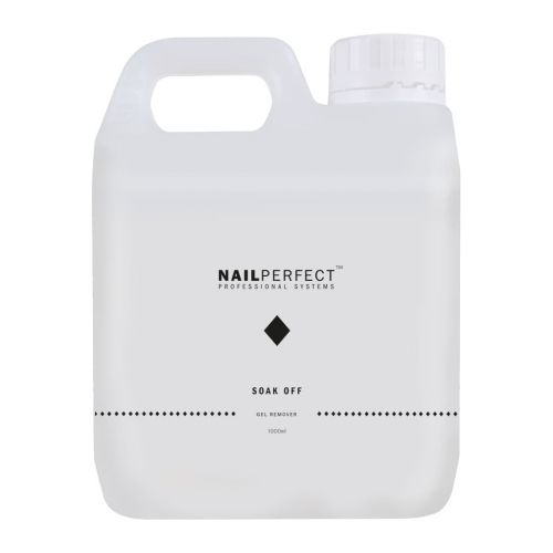 NailPerfect Soak Off Gel Remover 1000ml