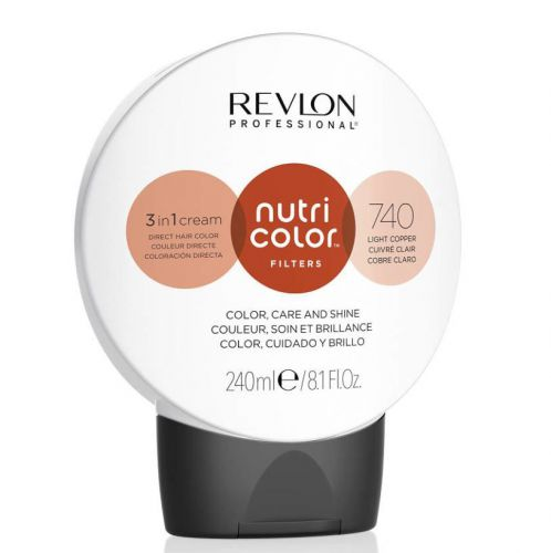 Revlon Nutri Color Creme 240ml 740