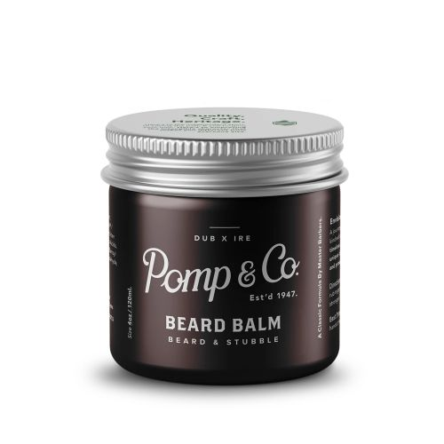 Pomp & Co Beard Balm 120ml