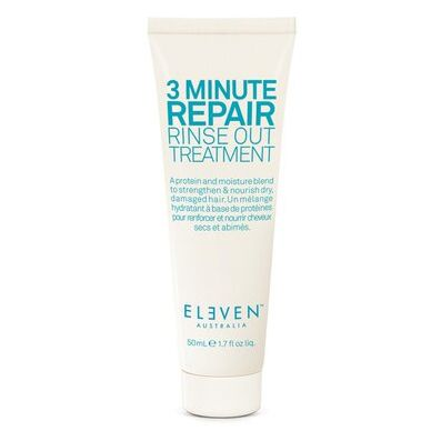 Eleven Australia 3 Minute Rinse Out Repair Treatment 50ml