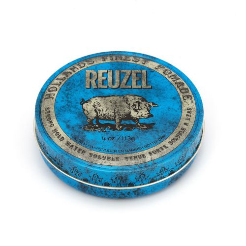 Reuzel Strong Hold High Sheen Pomade (Blue) 113gr