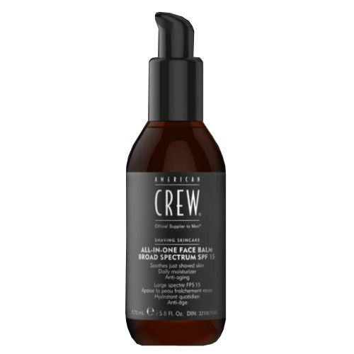 American Crew Shaving Skincare ALL-In-One Face Balm SPF15 170ml