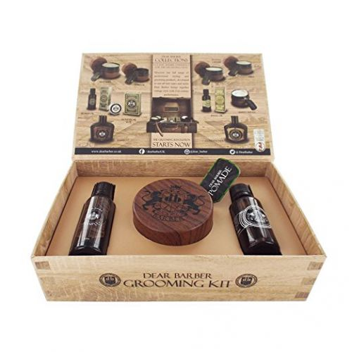 Dear Barber Style & Go Collection - Pomade Set