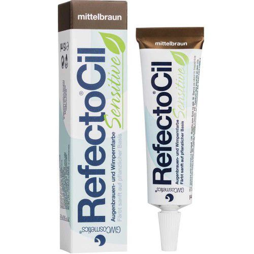 Refectocil Sensitive Eye Color 15ml Medium brown