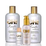 CHI Keratin Silk Infusion - The Complete Set